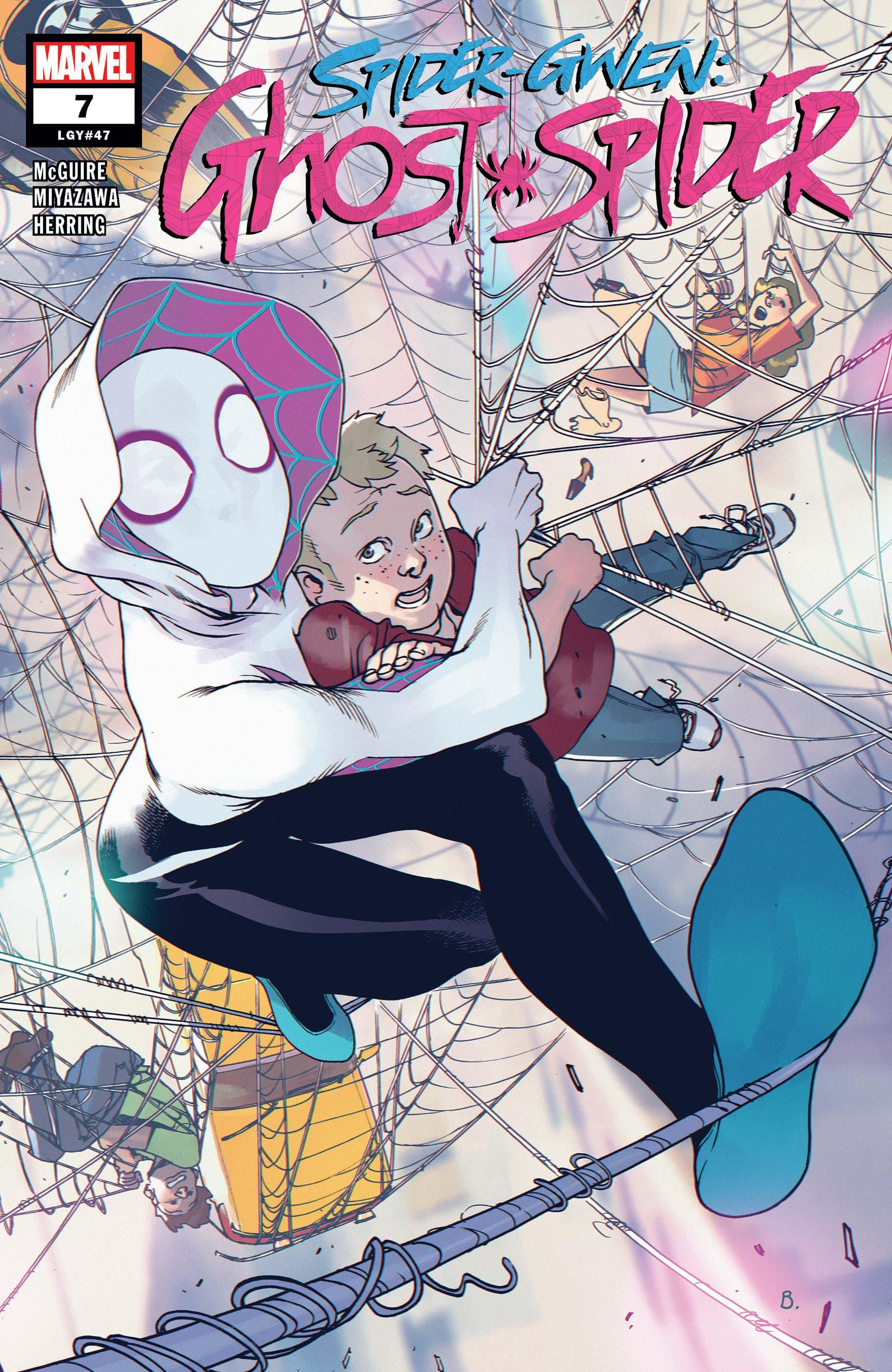 Spider-Gwen: Ghost-Spider (2018) #7