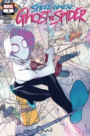 Spider-Gwen: Ghost-Spider #7