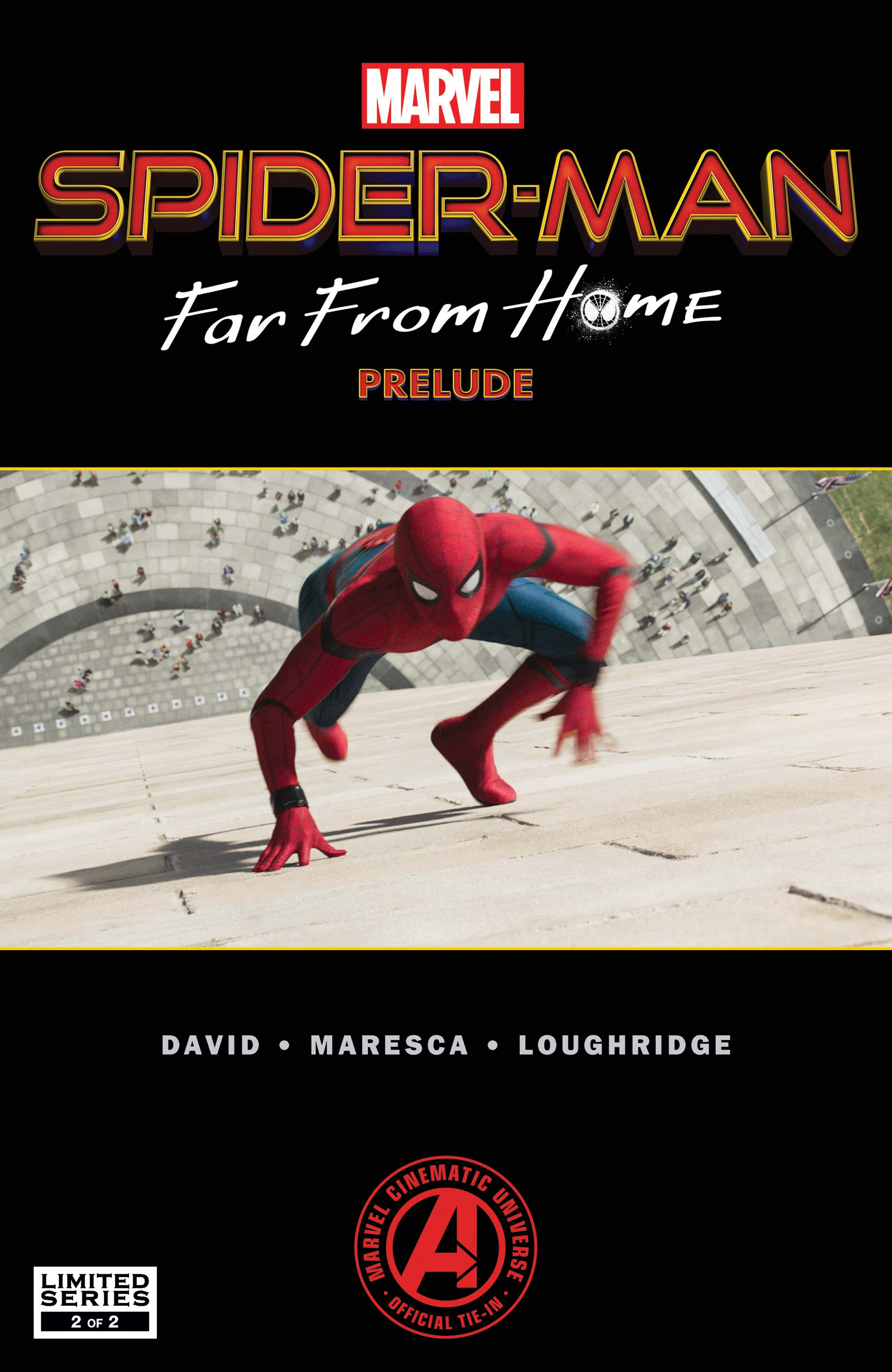 Spider-Man: Far from Home Prelude (2019) #2