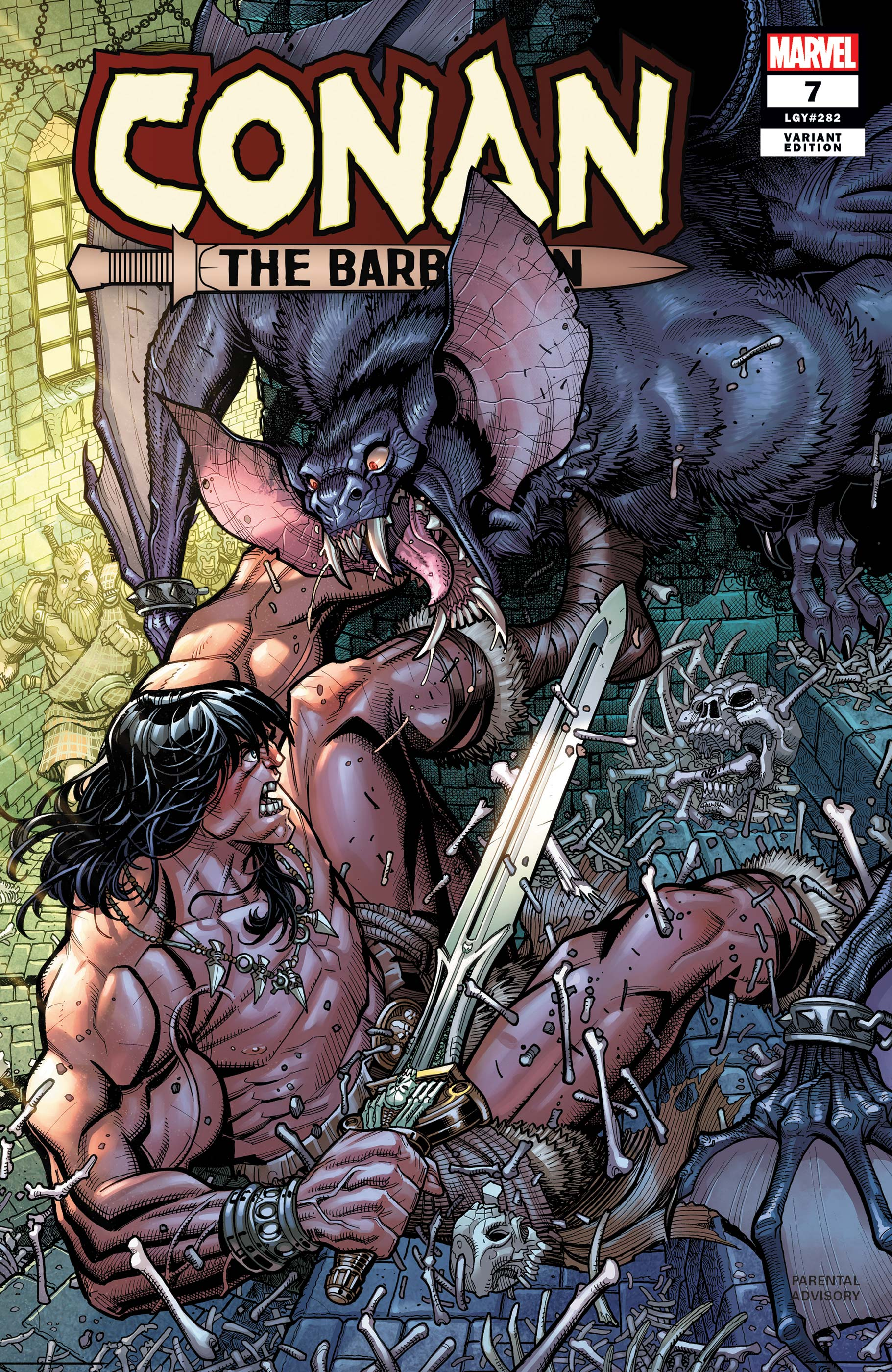 Conan the Barbarian (2019) #7 (Variant)