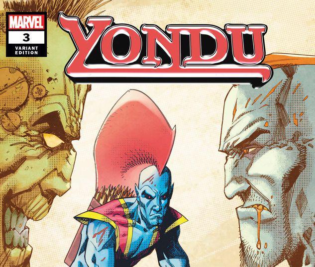 Yondu #3