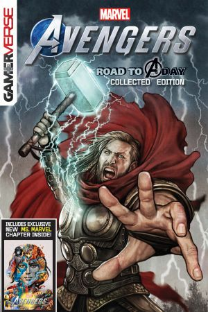 MARVEL'S AVENGERS: ROAD TO A-DAY DIGITAL COLLECTION (2020) #1