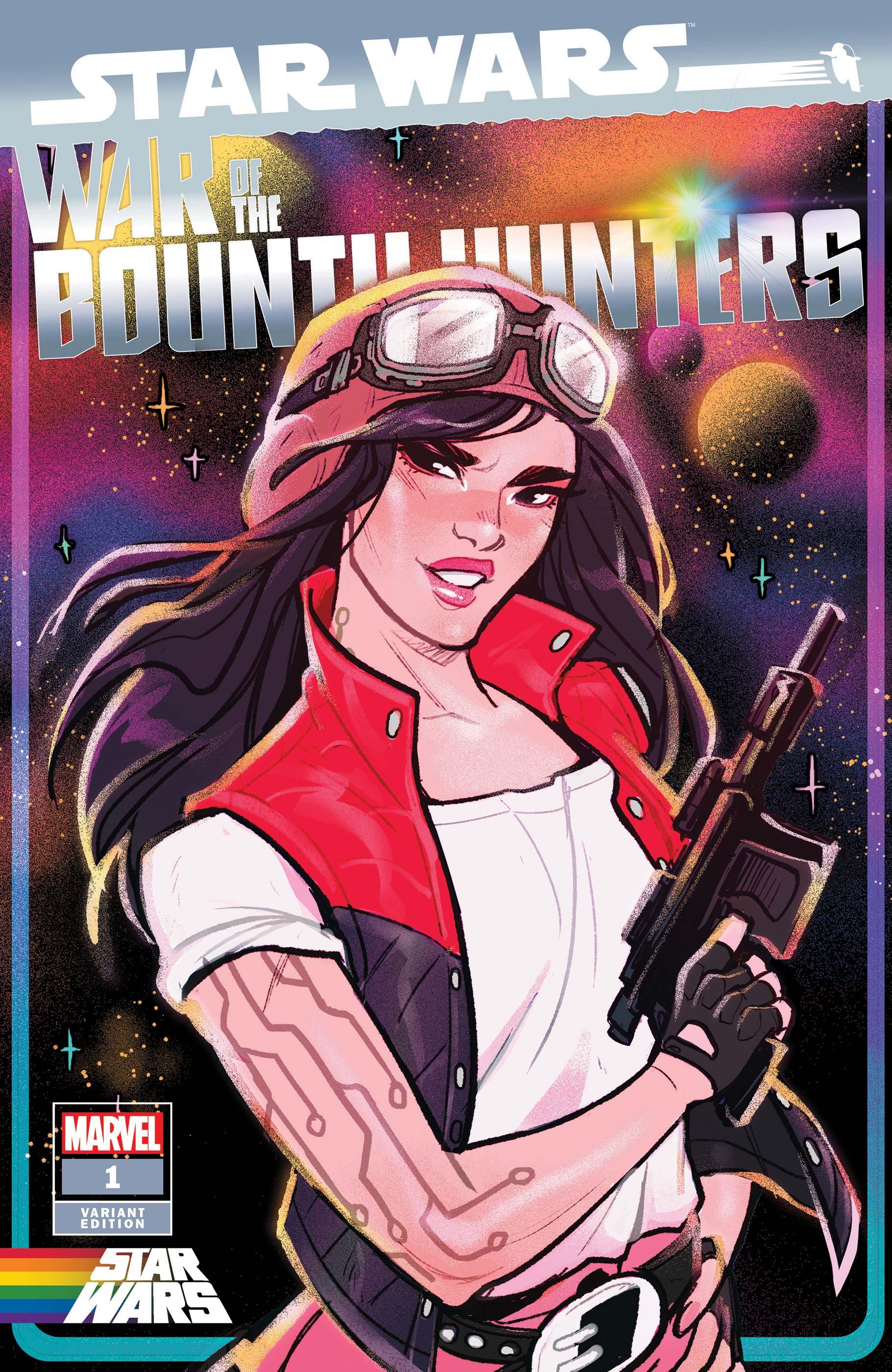 Star Wars Bounty Hunters #8 2020 Unread Empire Strikes Back Variant Marvel Comic