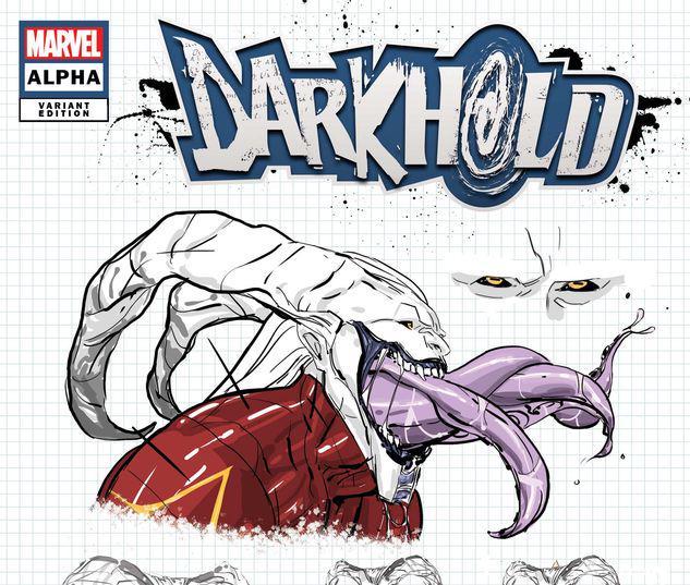 THE DARKHOLD ALPHA 1 TORMEY DESIGN VARIANT #1