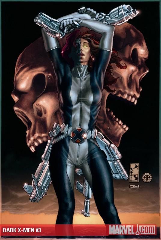Dark X-Men (2009) #3