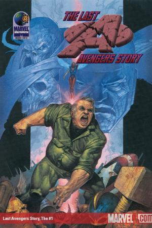 The Last Avengers Story (1995) #1