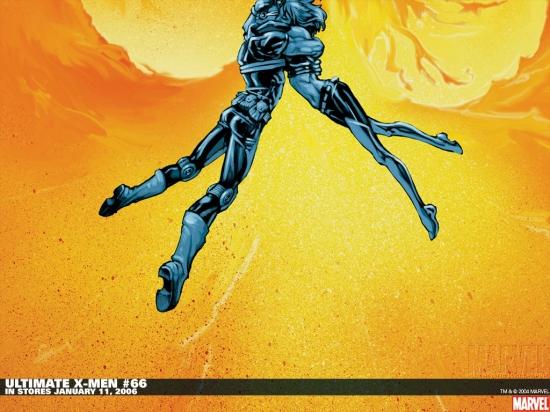 Ultimate X-Men (2000) #66 Wallpaper