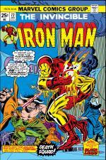 Iron Man (1968) #72 cover
