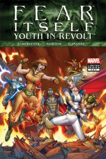 Fear Itself: Youth in Revolt #6