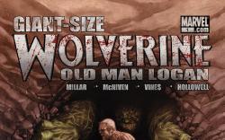 Wolverine: Old Man Logan Giant-Size (2009) One Shot