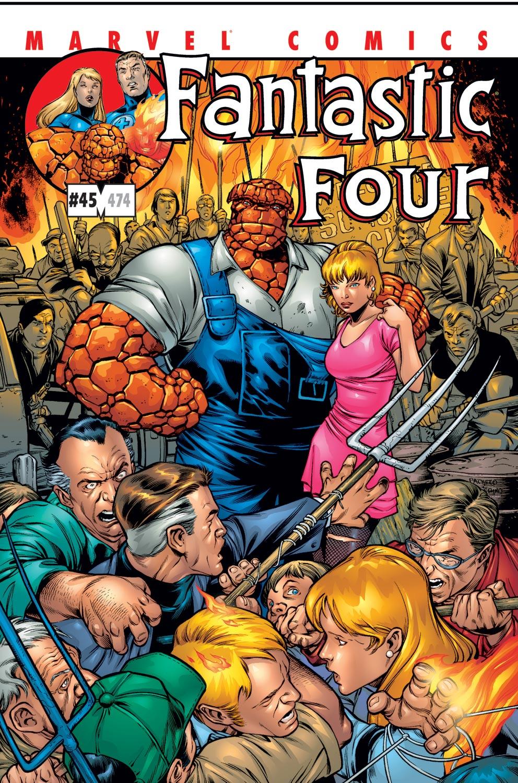 Fantastic Four (1998) #45
