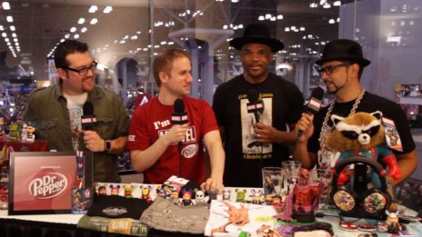 NYCC 2013: DMC Interview