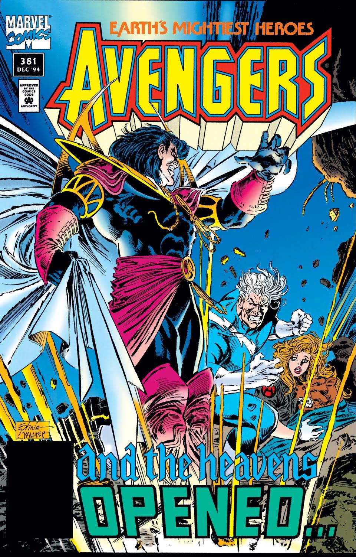 Avengers (1963) #381