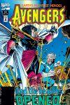 Avengers (1963) #381 Cover