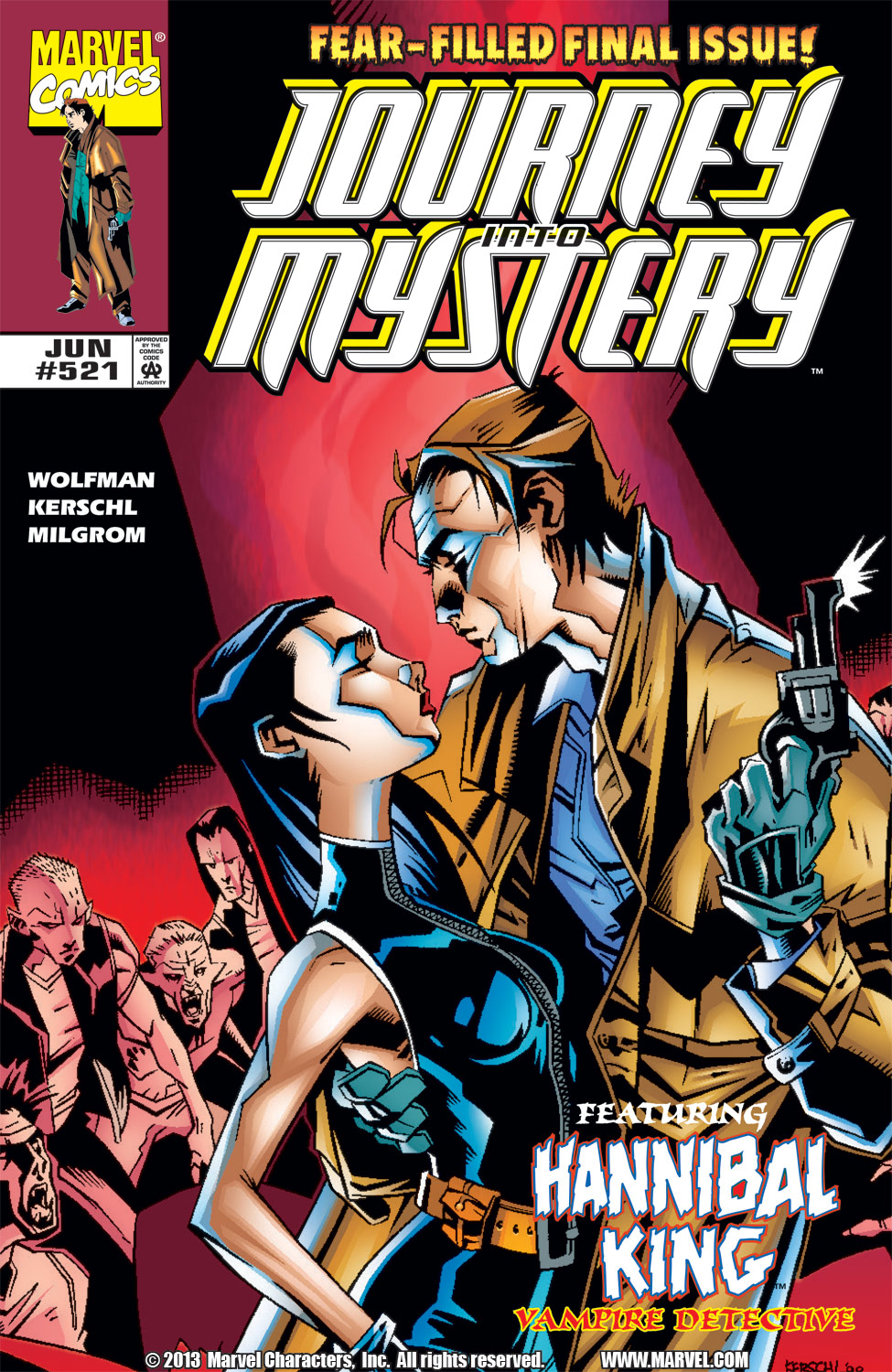 Journey Into Mystery (1996) #521