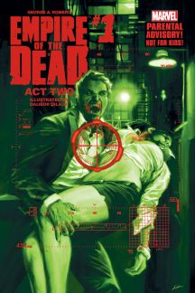George Romero's Empire of the Dead: Act Two #1