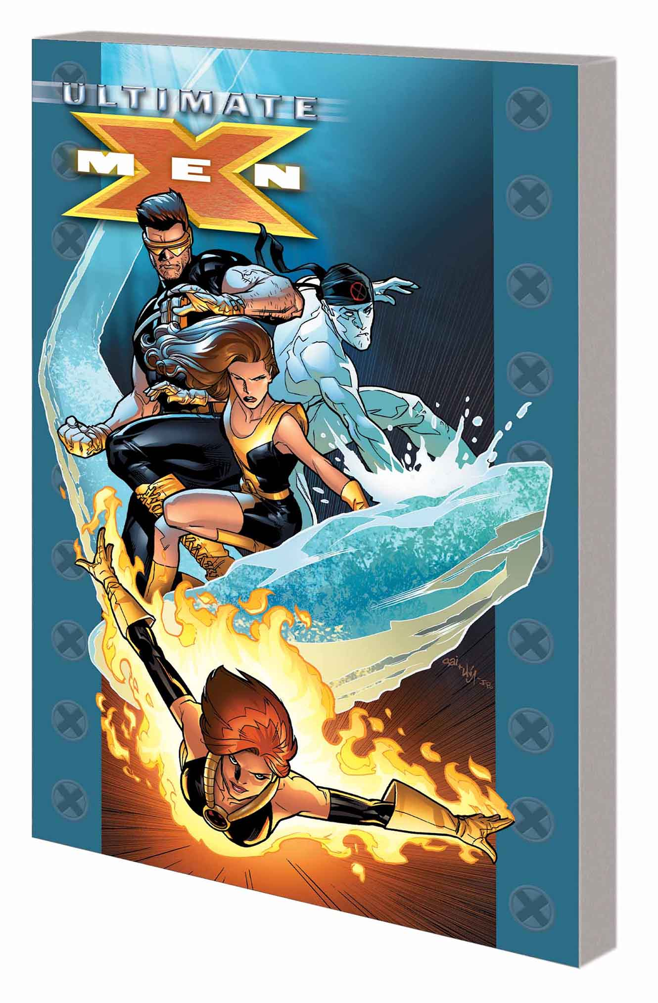 Ultimate X-Men Ultimate Collection (Trade Paperback)