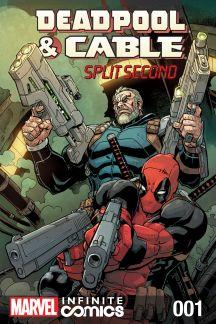 Deadpool & Cable: Split Second Infinite Comic (2015) #1