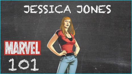 Jessica Jones - MARVEL 101