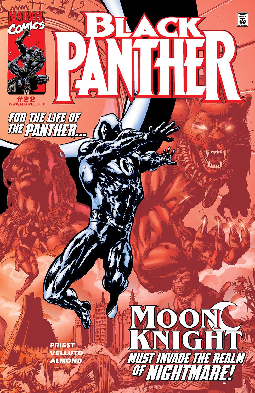 Black Panther (1998) #22