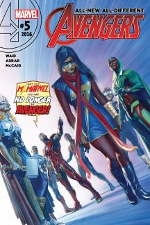 All-New, All-Different Avengers (2015) #5