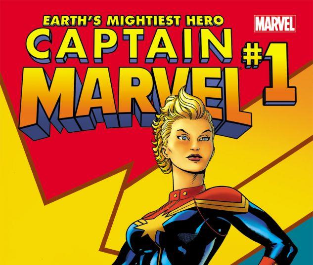 captain marvel 2012