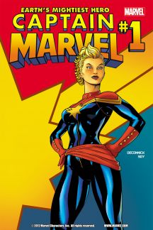 captain marvel english