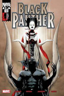 Black Panther (2005) #13