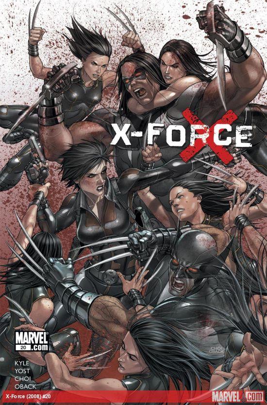 X-Force (2008) #20