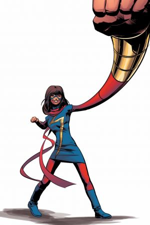 Ms. Marvel (2015) #12 (Deodato Teaser Variant)