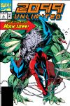 2099 Unlimited (1993) #2