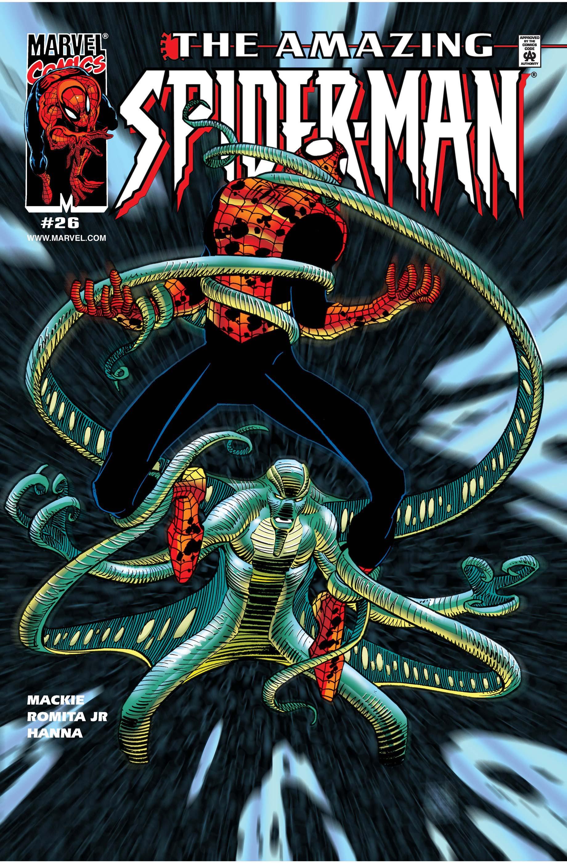 Amazing Spider-Man (1999) #26