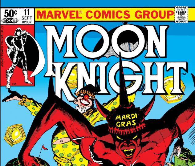 Moon Knight (1980) #11
