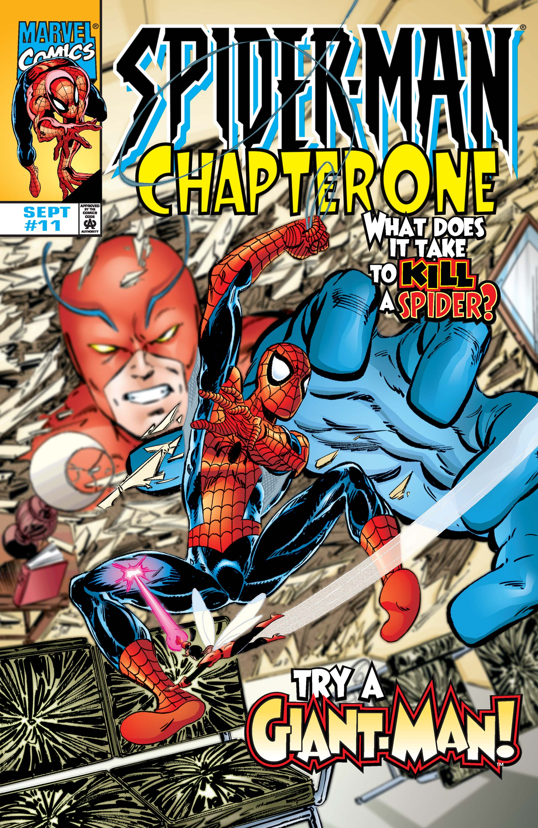 Spider-Man: Chapter One (1998) #11