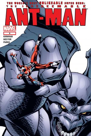 Irredeemable Ant-Man (2006) #9