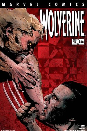Wolverine #166