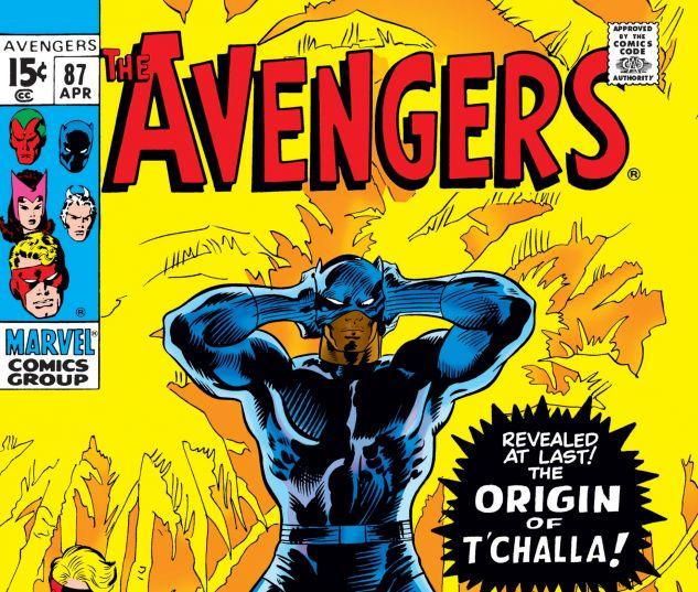AVENGERS (1963) #87