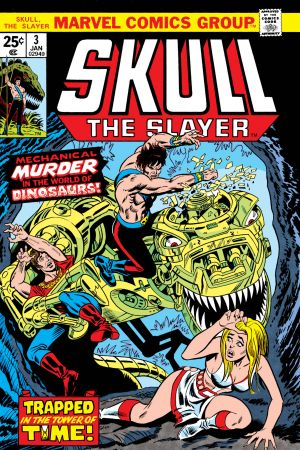 Skull the Slayer (1975) #3