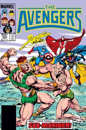 Avengers (1963) #262