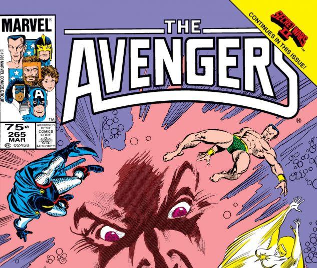 Avengers (1963) #265