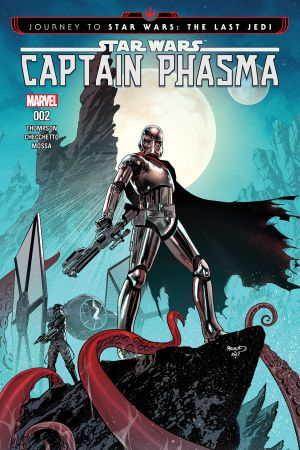 Journey to Star Wars: The Last Jedi - Captain Phasma (2017) #2