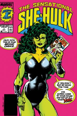Sensational She-Hulk (1989) #1