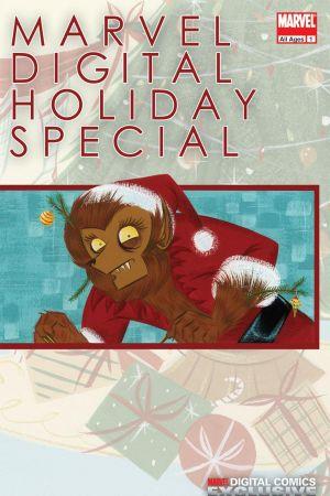 Marvel Digital Holiday Special (2008) #1