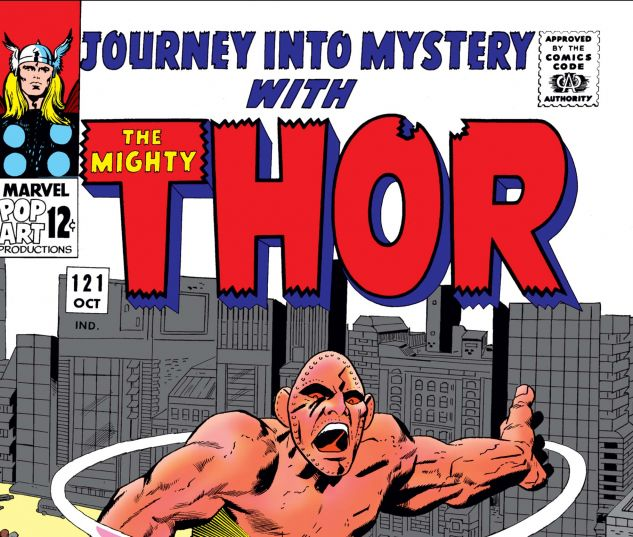 Journey Into Mystery (1952) #121