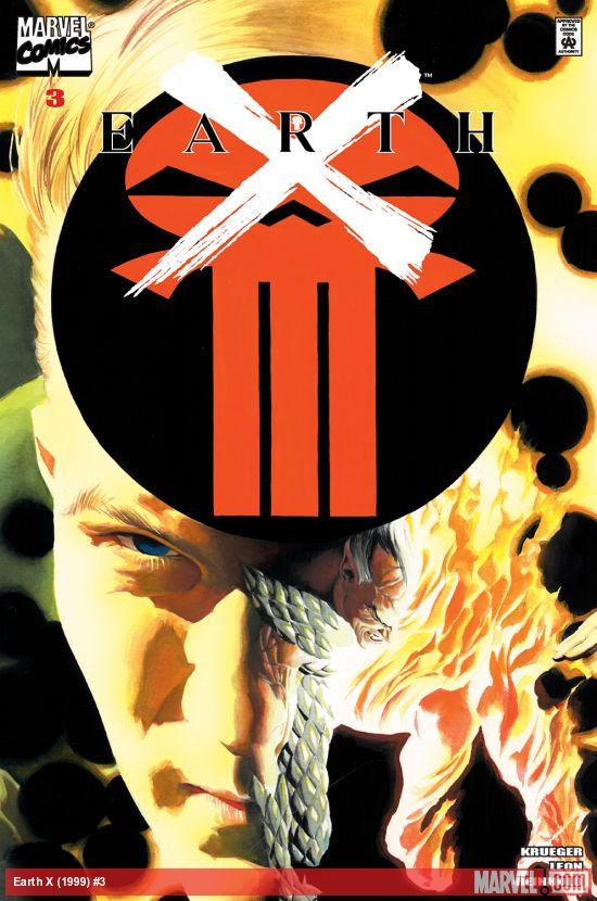 Earth X (1999) #3
