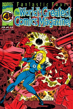 Fantastic Four: World's Greatest Comics Magazine #9