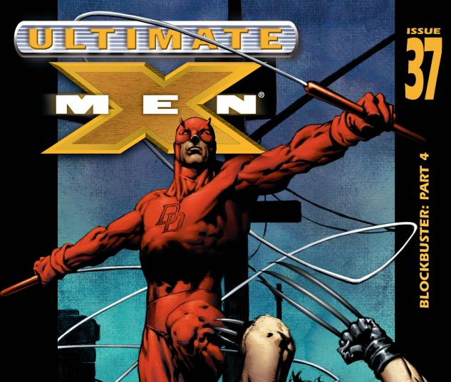 Ultimate X-Men (2001) #37
