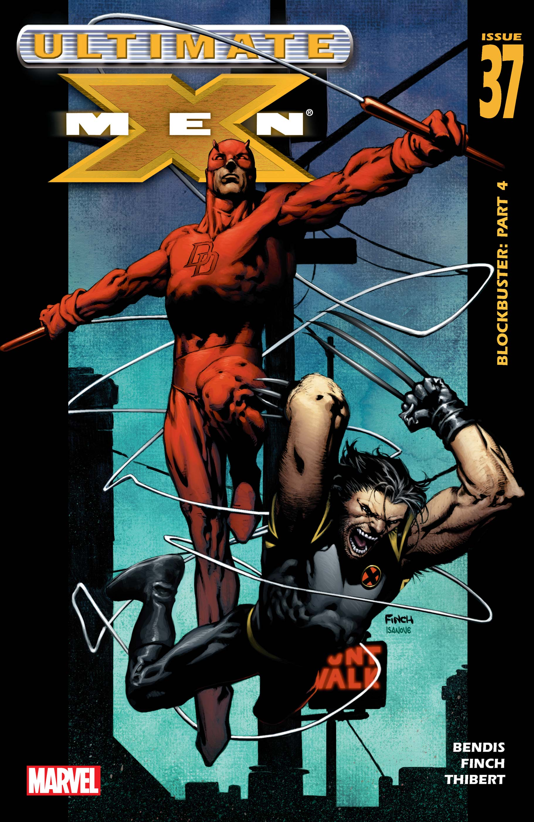 Ultimate X-Men (2000) #37