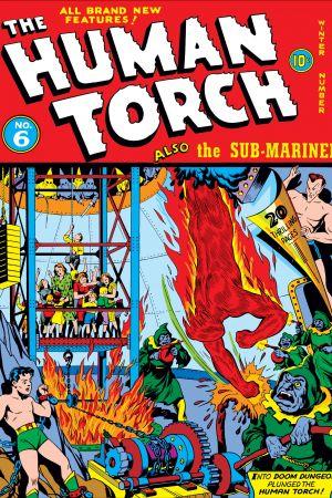 Human Torch Comics (1940) #6