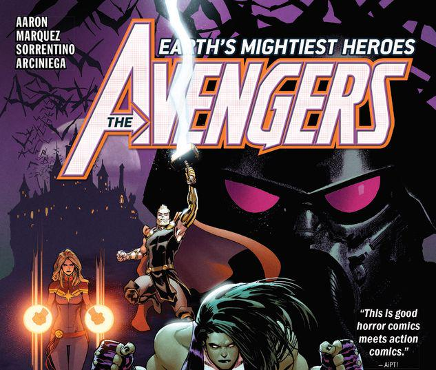 AVENGERS BY JASON AARON VOL. 3: WAR OF THE VAMPIRES TPB #3